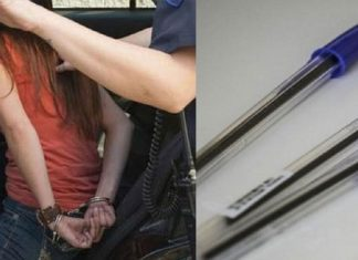 Όταν η ΕΛ.ΑΣ μας εντυπωσιάζει! - Συνέλαβε «επικίνδυνη» 13χρονη γιατί πουλούσε στυλό σε καφετέριες