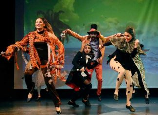 """θέατρο ΟLVIO: Το διαδραστικό musical """"ΑLICE"""""""