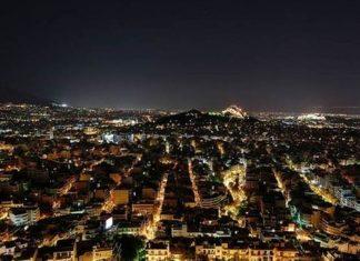 Εντυπωσιακό! «Η Αθήνα από ψηλά»