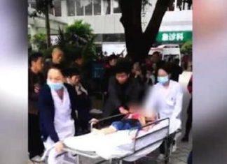 Απίστευτα πράγματα! 39χρονη μπήκε σε νηπιαγωγείο και μαχαίρωσε 14 παιδιά