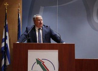 Κοτζιάς: Η κυβέρνηση ΣΥΡΙΖΑ - ΑΝΕΛ ήταν κυβέρνηση σωτηρίας