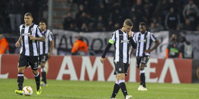 Εuropa League: ΠΑΟΚ - Σλόβαν Μπρατισλάβας 3-2