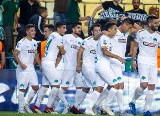 Κύπελλο Ελλάδας: Ο Παναθηναϊκός επικράτησε του Παναιτωλικού 1-0