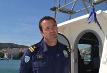 """Λέσβος: Μνημείο για τον """"ήρωα του Αιγαίου"""" Κυριάκο Παπαδόπουλο"""