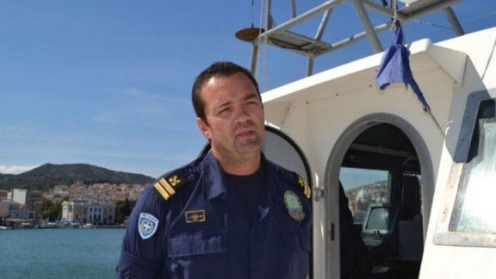 Το όνομα του «ήρωα του Αιγαίου» Κυριάκου Παπαδόπουλου πήρε προβλήτα στο λιμάνι της Λέσβου