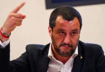Σαλβίνι: «Στρατιωτική κατοχή οι Τούρκοι στην Κύπρο κι εμείς θέλουμε να τους βάλουμε στην ΕΕ»