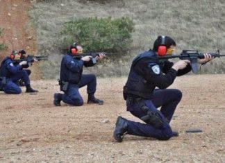 Λίγο έλειψε να έχουμε τραγωδία κατά την διάρκεια εκπαίδευσης αστυνομικών