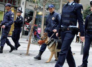 Εξάρχεια: Μεγάλη αστυνομική επιχείρηση