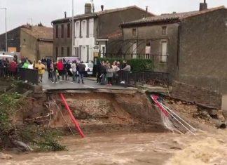 ΓΑΛΛΙΑ: Τουλάχιστον 13 νεκροί από τις πλημμύρες
