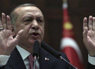 Ερντογάν προς Ε.Ε.: Θα ανοίξουμε τα σύνορα για τους πρόσφυγες αν δεν υποστηριχθεί η «ζώνη ασφαλείας»
