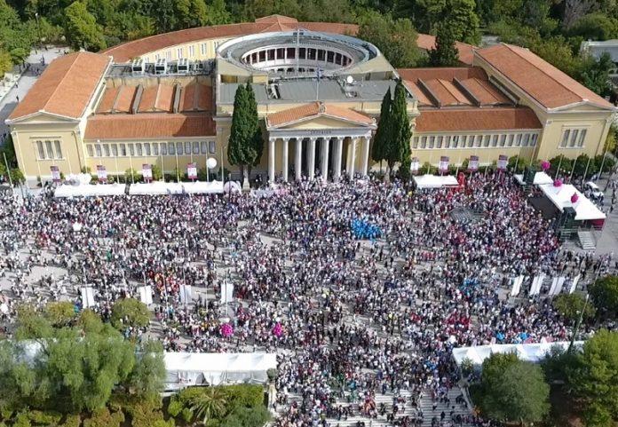 10οGreeceRacefortheCure® - 40.000 συμμετέχοντες χάραξαν δρόμο ενάντια στον καρκίνο του μαστού