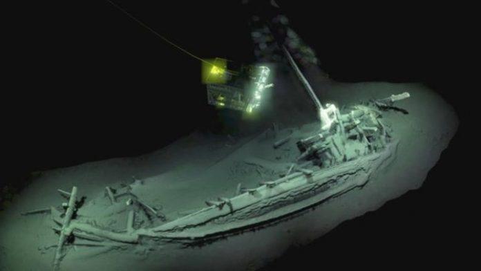 Βρέθηκε το αρχαιότερο άθικτο ναυάγιο στον κόσμο