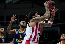 Euroleague: Ολυμπιακός - Αρμάνι Μιλάνο 75-99