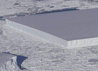 Η NASA φωτογράφισε ένα γιγάντιο «παγάκι»!..
