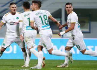 Super League: Παναθηναϊκός - Ξάνθη 2-2