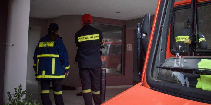 Αχαρνές: Εντοπίστηκε νεκρός σε πυρκαγιά σε μονοκατοικία