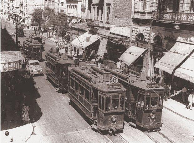 Αυτή είναι η ιστορία του αθηναϊκού τραμ