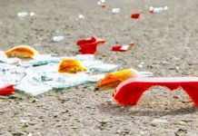 Σπάτα: Σοβαρό τροχαίο – Ένας τραυματίας