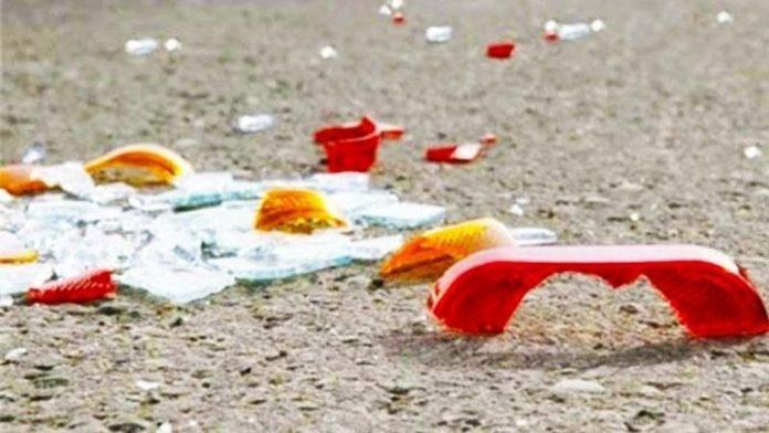 Σφοδρή σύγκρουση αυτοκινήτων στην Κορίνθου-Πατρών με ένα νεκρό