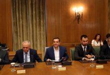 Υπουργικό Συμβούλιο: Ο Τσίπρας ζήτησε δέσμευση ότι δεν θα ρίξουν την κυβέρνηση