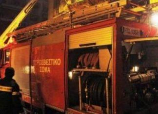 Εύβοια: Προσαγωγή υπόπτου για την πυρκαγιά