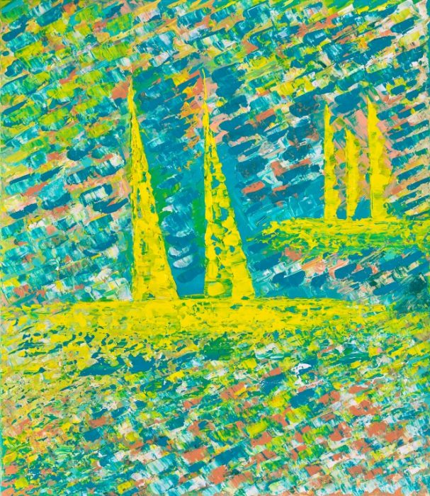 Dépôt Art gallery: «4x4» Ομαδικό Εικαστικό Project