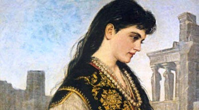 ΙΣΤΟΡΙΕΣ: Ο μεγάλος έρωτας του Λόρδου Βύρωνα και της Τερέζας