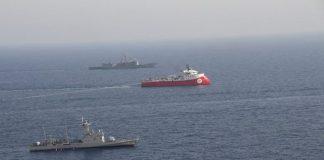 ΤΟΥΡΚΙΑ: Κλιμακώνει τις προκλήσεις - Ξεκινά γεωτρήσεις στην κυπριακή ΑΟΖ