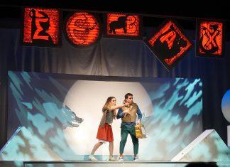 Θέατρο Κάππα: «Το αγόρι με τη βαλίτσα»!