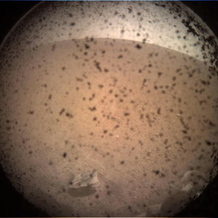 Έγραψε ιστορία η προσεδάφιση του InSight στον πλανήτη Άρη
