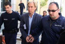 Απέδρασε σπάζοντας το «βραχιολάκι» ο τραπεζίτης Ζαν Κλοντ Οσβαλντ