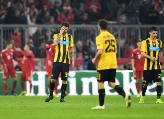 Super League: ΑΕΚ - Παναιτωλικός 4-0