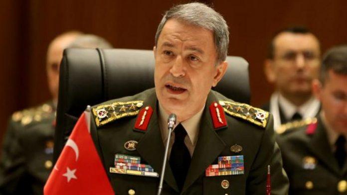Νέα πρόκληση του Τούρκου υπουργού Άμυνας για νέο '74 στην Κύπρο
