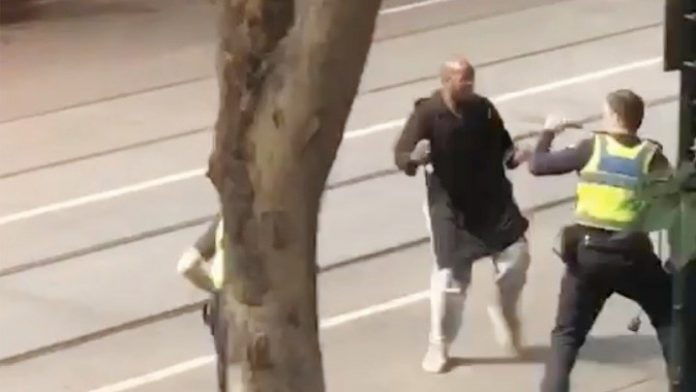 ΜΕΛΒΟΥΡΝΗ: Τρομοκρατικό χτύπημα η επίθεση με μαχαίρι