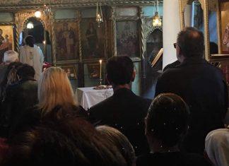Βουλιαράτες: Οργή και θρήνος στην κηδεία του Κωνσταντίνου Κατσίφα