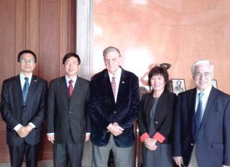 Συνεργασία Ελλάδος - Κίνας σε επιστημονικούς τομείς