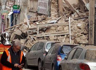 ΜΑΣΣΑΛΙΑ: Τέσσερις οι νεκροί από την κατάρρευση κτιρίων