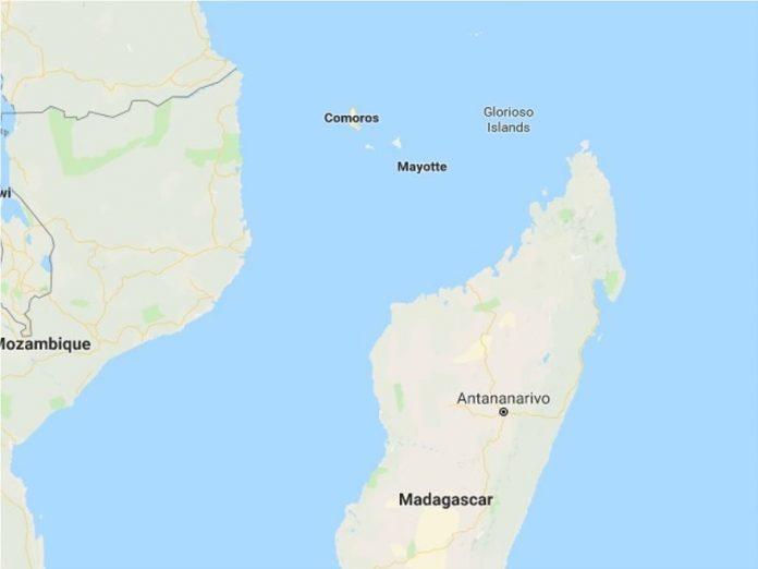 Μυστήριο από σεισμικές δονήσεις μεταξύ Μαδαγασκάρης και Μοζαμβίκης