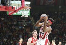 EuroLeague: Ολυμπιακός - Μπάγιερν 72-62