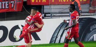 Super League: Ολυμπιακός - Λαμία 3-0