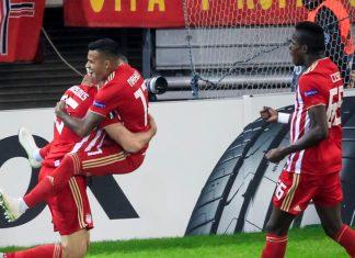 Europa League: Με την Άρσεναλ στους «16» ο Ολυμπιακός