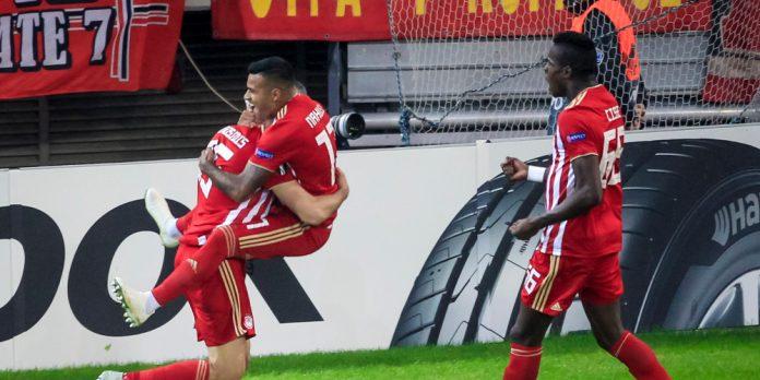 Super League: Λεβαδειακός - Ολυμπιακός 0-2