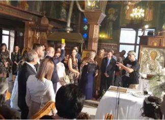 Πάργα: Κίτρινη κάρτα στη νύφη από τον γαμπρό!