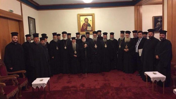 Εκκλησία της Κρήτης: «Έντονη διαμαρτυρία και δυσαρέσκεια» για τη συμφωνία Τσίπρα-Ιερώνυμου