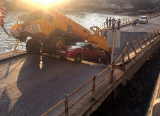 Καβάλα: Πανικός από κατάρρευση γέφυρας