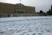 "Kακοκαιρία ""Λέανδρος"": Ισχυρό ψύχος και χιονοπτώσεις - Πόσο θα διαρκέσει"