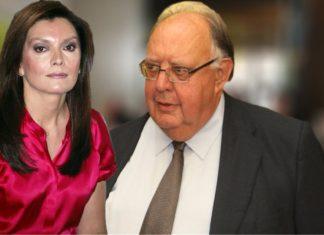 Θα χωρίσει τελικά ο Θ. Πάγκαλος με την 31 χρόνια μικρότερη σύζυγό του Χ. Χριστοφάκη;