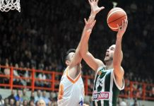 Euroleague: Παναθηναϊκός – Νταρουσάφακα 75-67