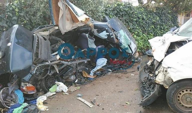 Μεσσηνία: Δύο νεκροί και δύο τραυματίες σε φοβερό τροχαίο