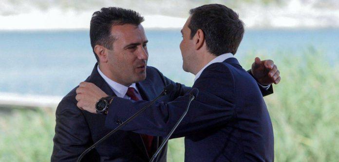 Αυτό πέτυχε ο Τσίπρας! Ζάεφ: «Είμαι «Μακεδόνας», μιλώ «μακεδονικά», είναι δικαίωμά μου»…